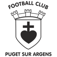 QUENTALYS EQUIPEMENT SPORT | LOGO FOOTBALL CLUB PUGETOIS
