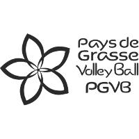 QUENTALYS EQUIPEMENT SPORT | LOGO PAYS DE GRASSE VOLLEY BALL
