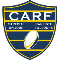 QUENTALYS EQUIPEMENT SPORT | LOGO CARF RUGBY
