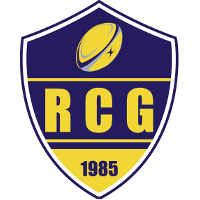 QUENTALYS EQUIPEMENT SPORT | LOGO RCG RUGBY